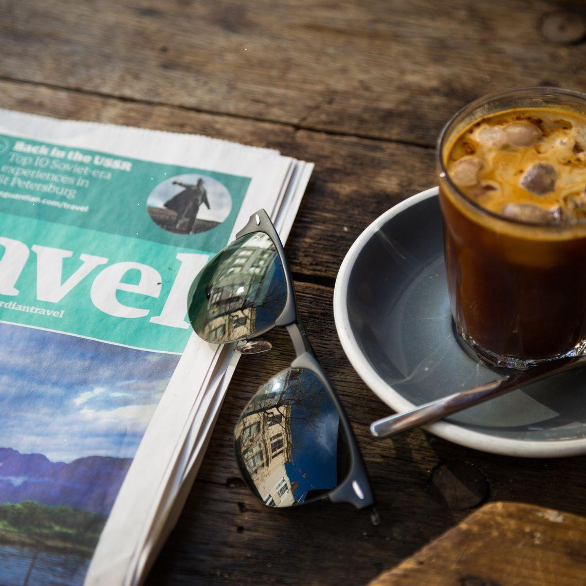 Obrazek - Cold brew - kawa zimno parzona