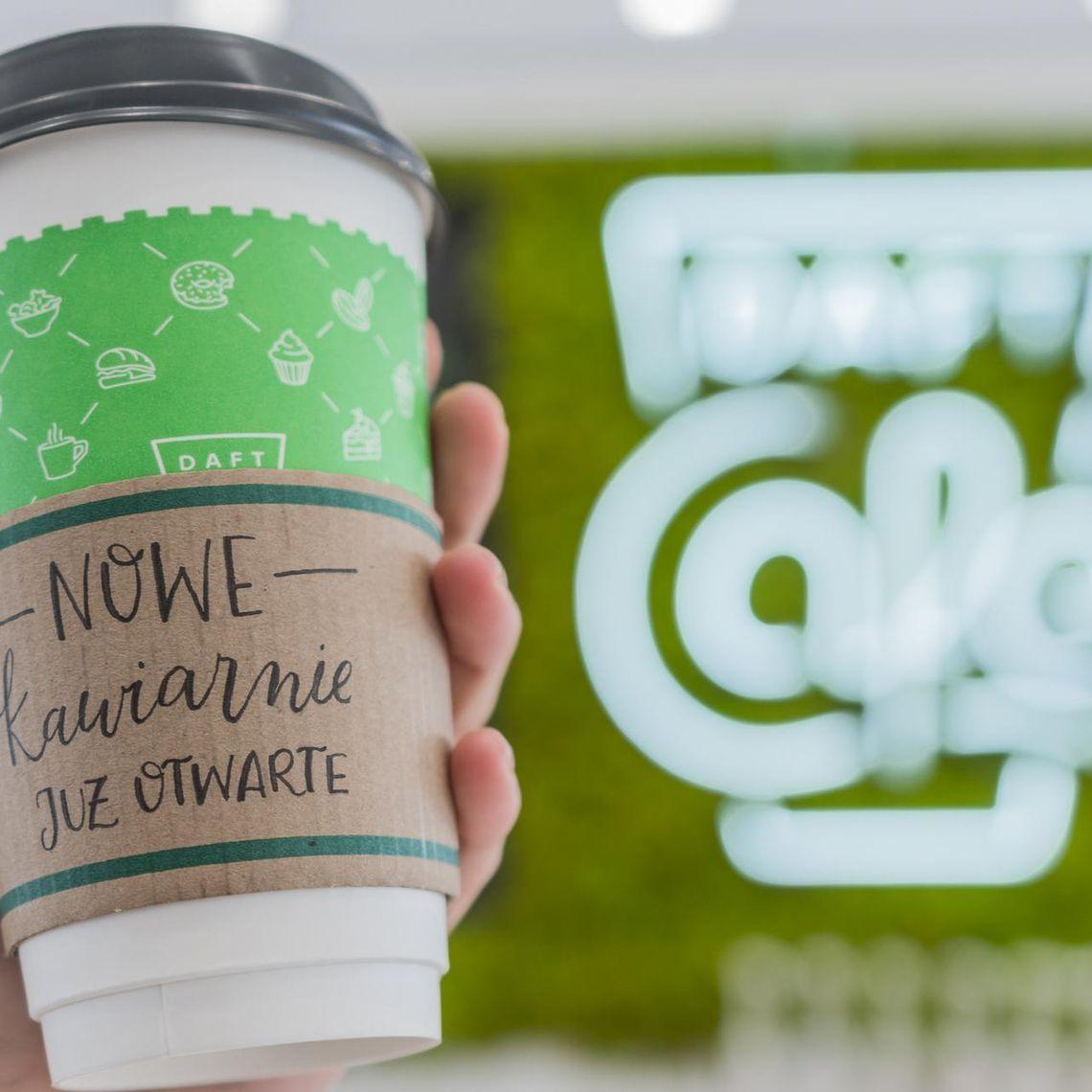 Obrazek - DaftCafe otwiera nowe kawiarnie w warszawskich  centrach biznesowych!