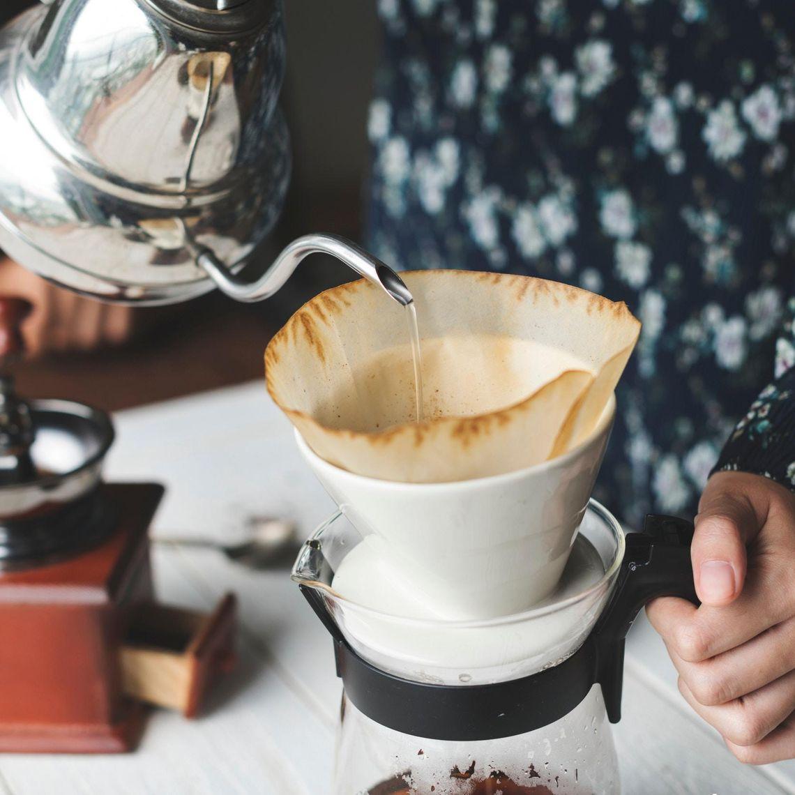 Obrazek - Metody parzenia kawy