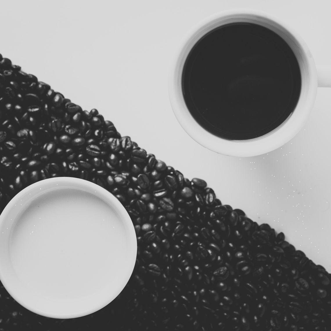 Obrazek - O roli mleka w kawie, czyli trzeci opcjonalny składnik