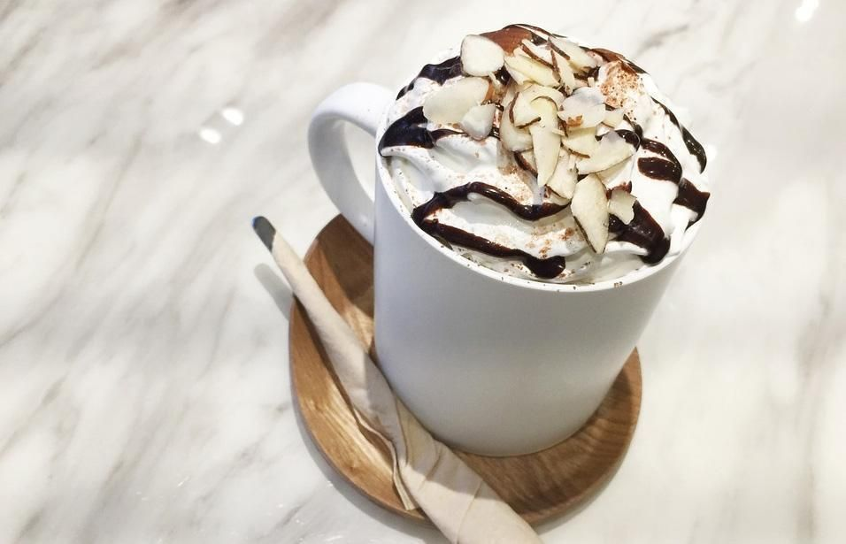 Obrazek - Ile kalorii ma kawa?