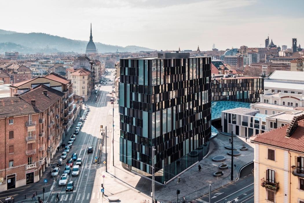 Obrazek - Nuvola Lavazza - Nowa siedziba firmy w Turynie