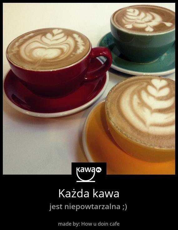 Każda kawa