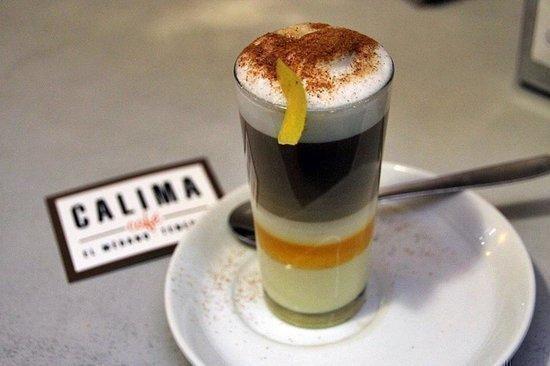 Obrazek - Barraquito, czyli powiew morskiej bryzy zamknięty w mocno mlecznej kawie